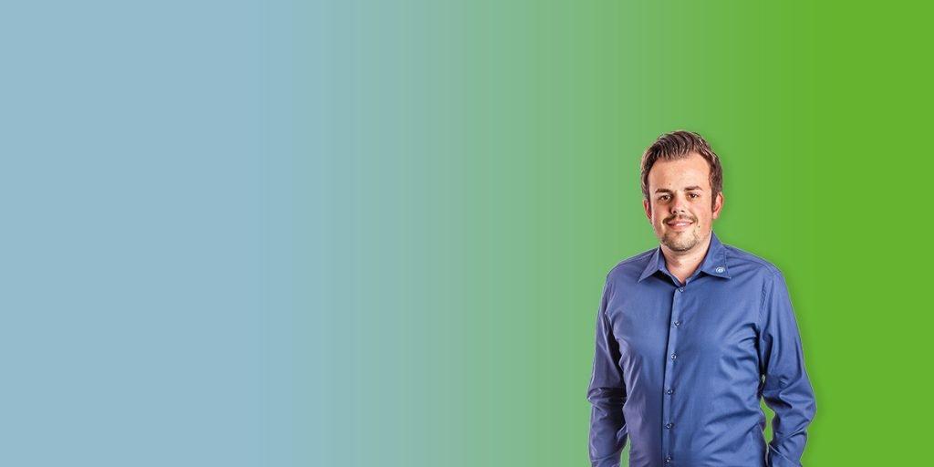 SecureHead Geschäftsführer Marcel Sternkopf
