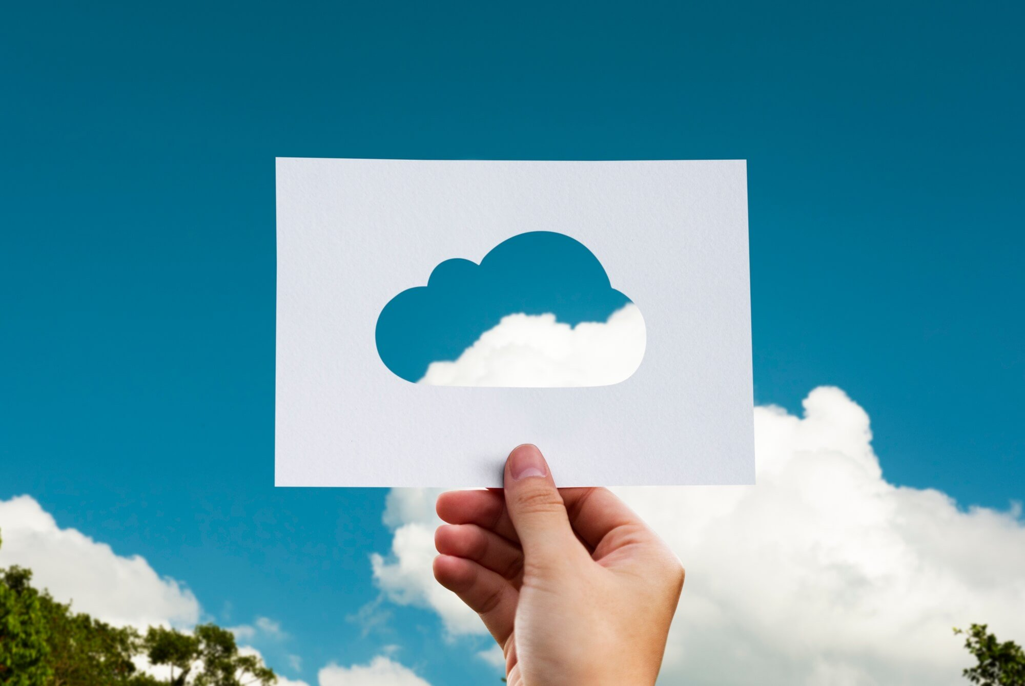 Platform-as-a-Service über die Cloud