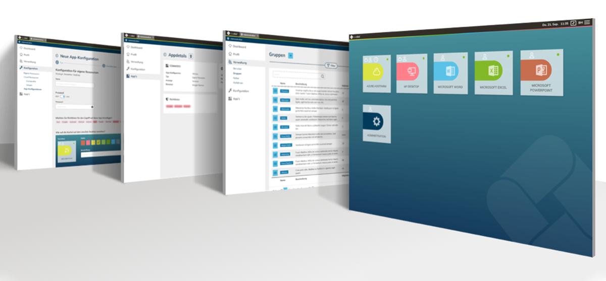 Administration oneclick™ Platform