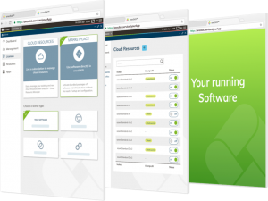 oneclick™ XaaS platform: Marketplace to integrate your software