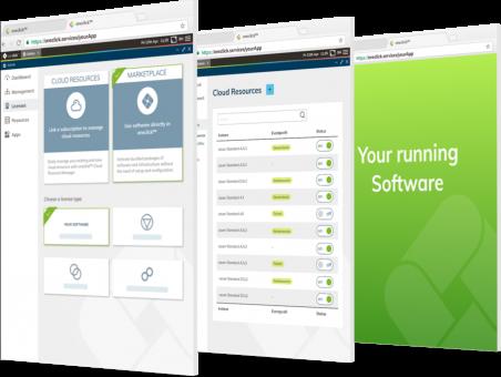 Marktplatz zur Integration ihrer Software