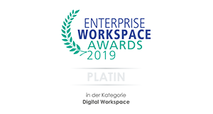 Enterprise Workspace Awards 2019