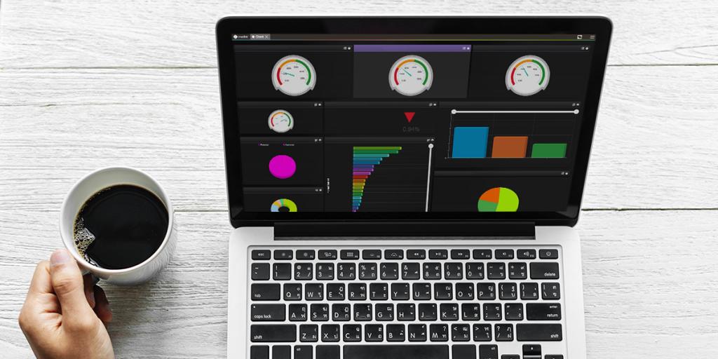 oneclick™ und Giant: Datenvisualisierung