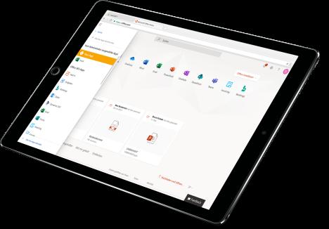 App in Office 365 (O365)