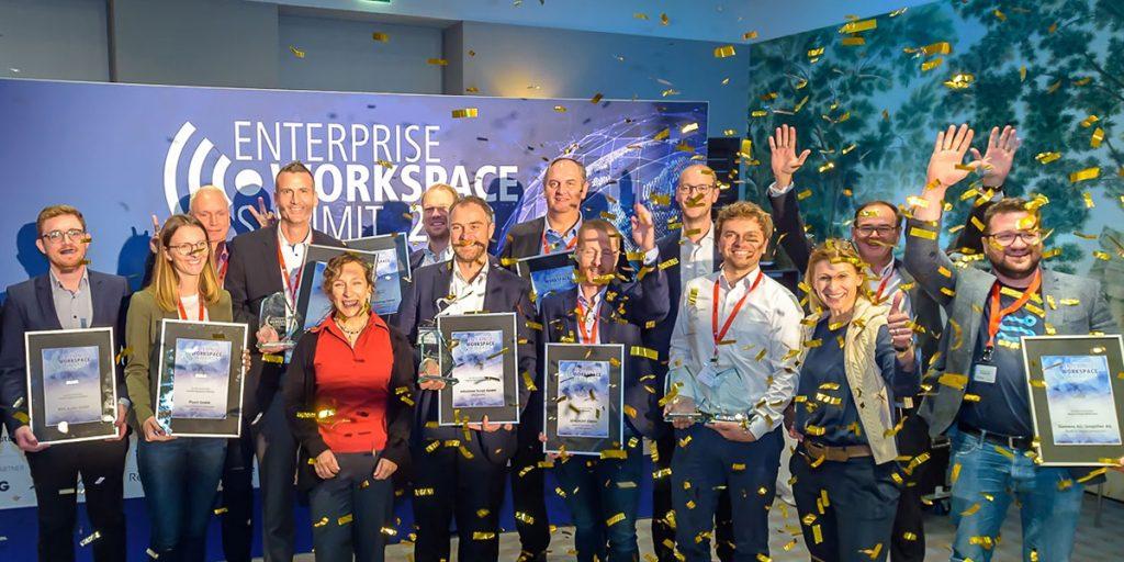 Enterprise Workspace Awards 2019